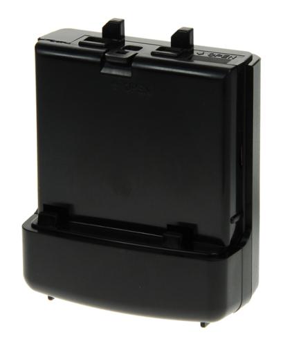 ALINCO EDH-16 battery empty compartment