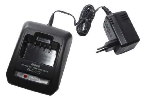 ALINCO EDC-132 desktop charger for EBP-50 / EBP-51
