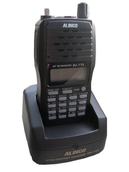 ALINCO EDC-164 E desktop charger for EBP-71 (DJ-175)