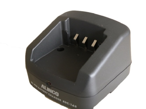 ALINCO EDC-165 E desktop charger for EBP-72 (DJ-175)