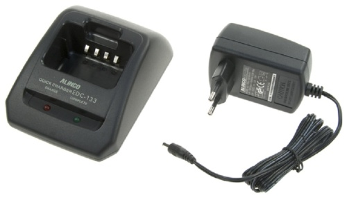 ALINCO EDC-133 Quick-stand charger for EBP 50,51,62