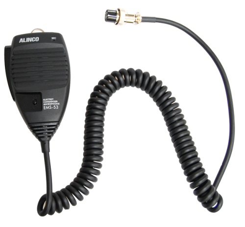 ALINCO EMS-53 handheld microphone for DR-Series
