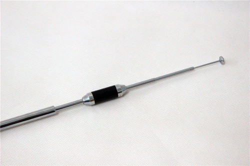 RH770 CENTRE LOAD TELESCOPIC ANTENNA DUAL BAND 144/430MHz