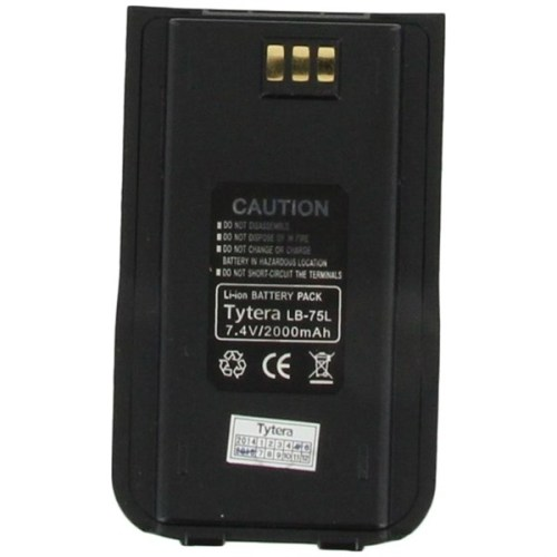 TYT MD-380 REPLACEMENT 2000 mAH BATTERY PACK