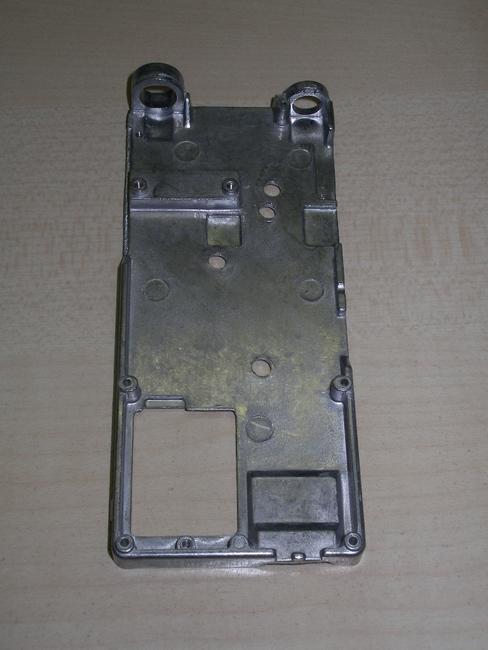 SS0097 Metal Chassis DJ-596MKII
