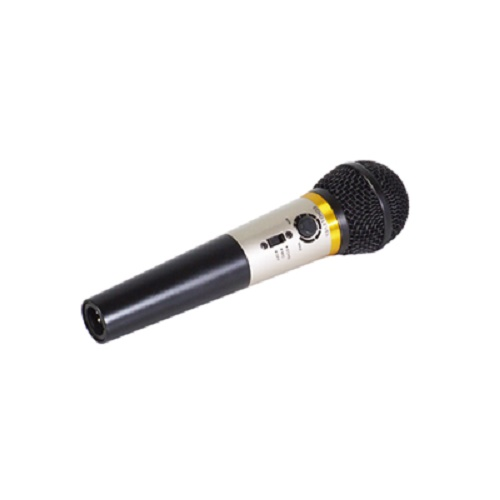 Mr Entertainer Karaoke Microphone with Built-in Echo Control and lead