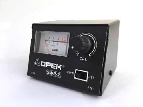 OPEK SWR-2 SWR METER 1.7 - 30 MHz