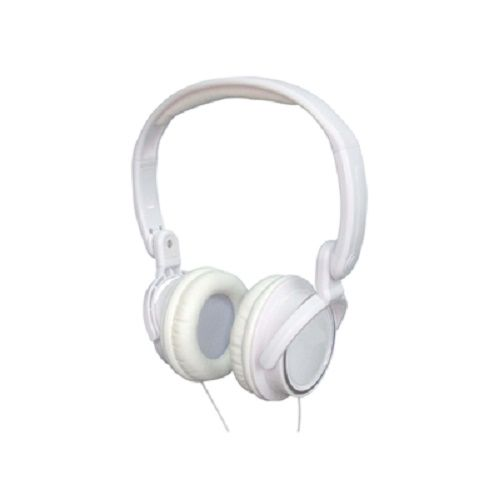 Digital Folding Stereo Headphones with Extended Bass Response