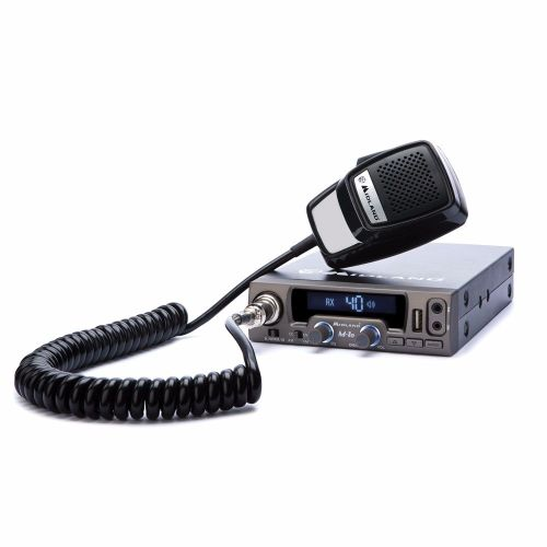 MIDLAND ALAN M10 MULTI STANDARD CB RADIO (W/ USB SOCKET)