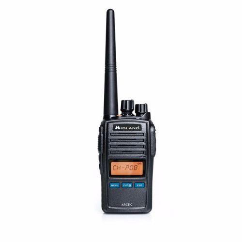 MIDLAND ARCTIC MARINE BAND VHF HAND HELD RADIO