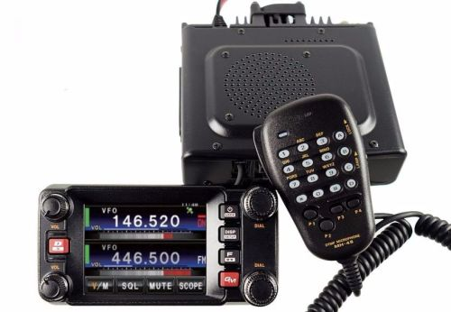 FTM-400XDE C4FM Dual Band 50W Digital/FM Mobile Transceiver