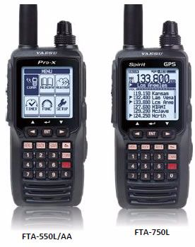 AIRBAND TRANSCEIVERS RADIOS & ANTENNAS