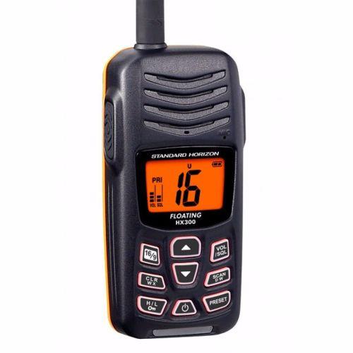 HX300E Floating Compact Handheld