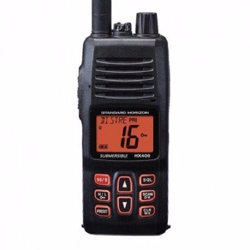 HX400E Commercial Grade VHF with PMR Channels