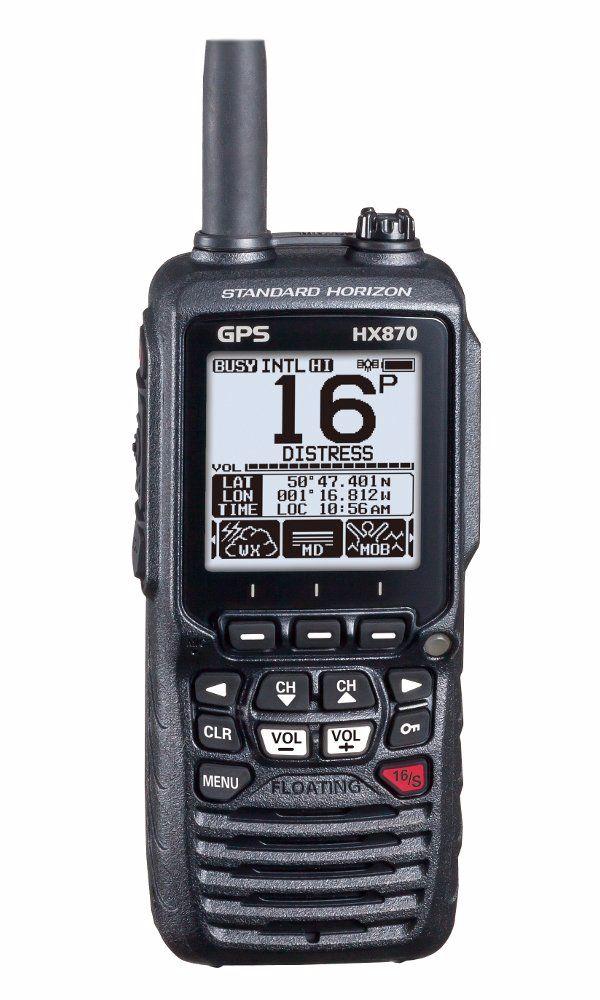 HX870E E2O (Easy to Operate) DSC handheld