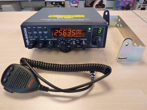 INTEK HR-5500 27/28MHz AM-FM-SSB-CW 40W MOBILE TRANSCEIVER V6
