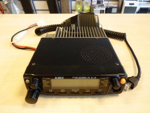 ALINCO DR-605E DUAL BAND VHF/UHF TRANSCEIVER