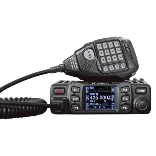 CRT MICRON MOBILE DUAL BAND VHF / UHF TRANSCEIVER