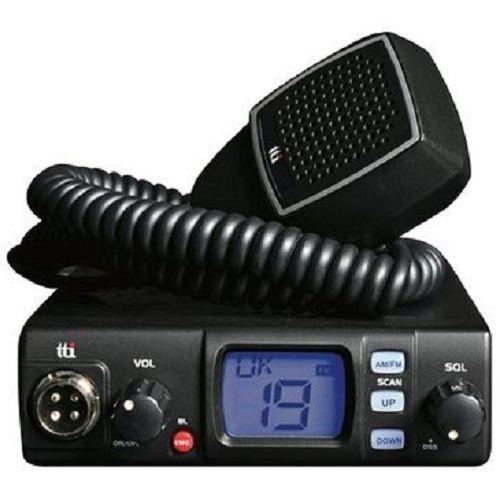 TTI TCB560 Mobile CB Radio Multi-standard 12/24V