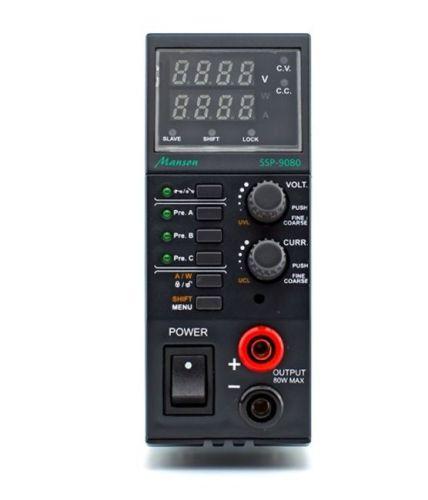 MANSON SSP-9080 laboratory power supply 0-36V DC / 5 amp