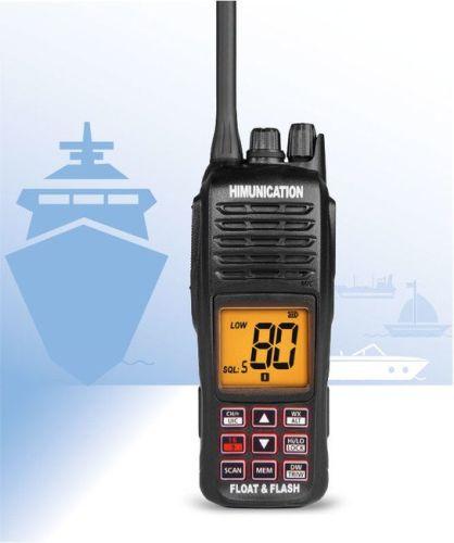 HIMUNICATION HM-160 marine handheld radio