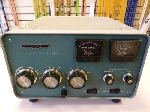 HEATHKIT SB-220 2Kw SSB/CW LINEAR AMPLIFIER