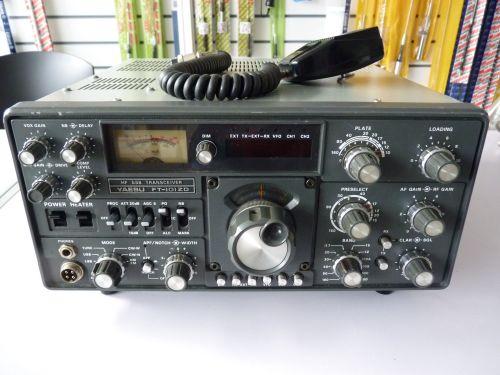 YAESU FT-101ZD HF TRANSCEIVER