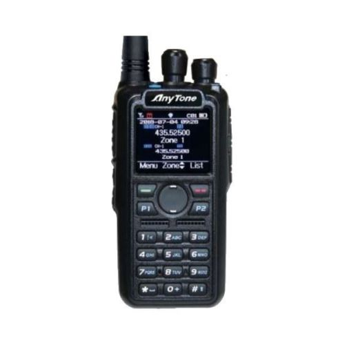 ANYTONE AT-D878UV DMR HANDHELD TRANSCEIVER