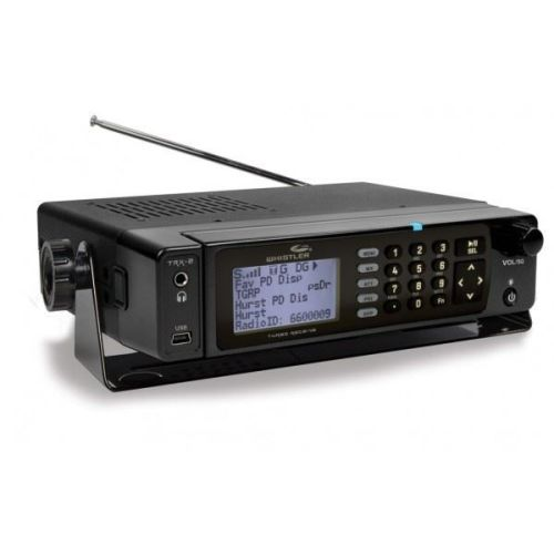 WHISTLER TRX-2 DIGITAL DESKTOP MOBILE SCANNER