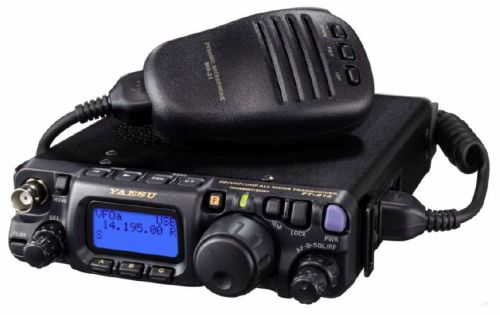 YAESU FT-818ND HF/VHF/UHF PORTABLE TRANSCEIVER