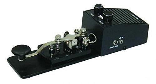 MFJ-557 Code Practice Oscillator with Key