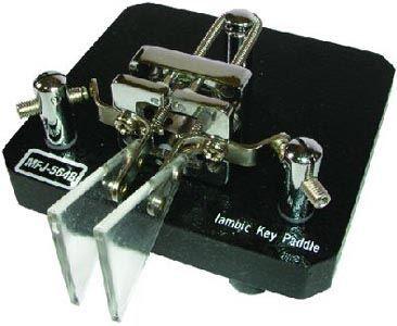 MFJ-564B* - Deluxe Iambic Key