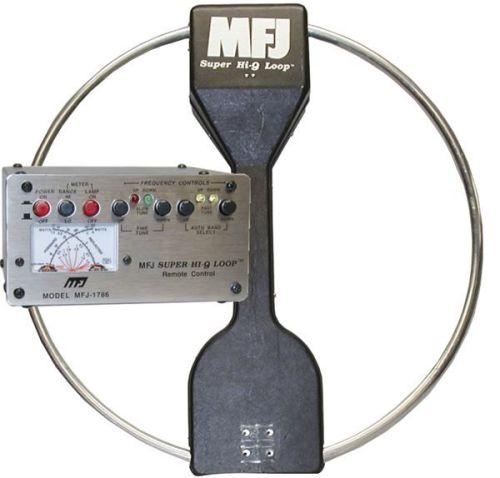 MFJ-1786X - 10-30 Mhz Hi-Q Loop/Deluxe-220V (11-750)
