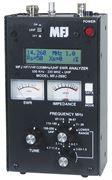 MFJ-269C - 530KHz-230Mhz + 415-470 Mhz Analyzer