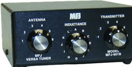 MFJ-901B - 1.8-30 MHz HF Tuner 200 Watt