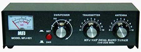 MFJ-921 - 144/220MHz Tuner/Wattmeter
