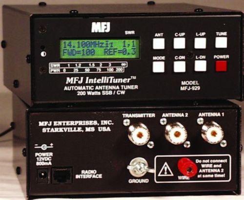 MFJ-929 - Deluxe 200W HF Compact Auto Tuner