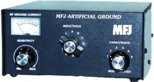 MFJ-931 - 1.8-30 MHz HF Artificial Ground