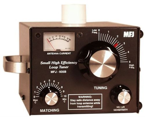 MFJ-935B - Loop Tuner with current meter 3.5 - 30MHz 150W
