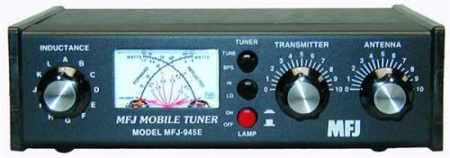 MFJ-945E - 1.8-60 MHz 300W Mobile Tuner
