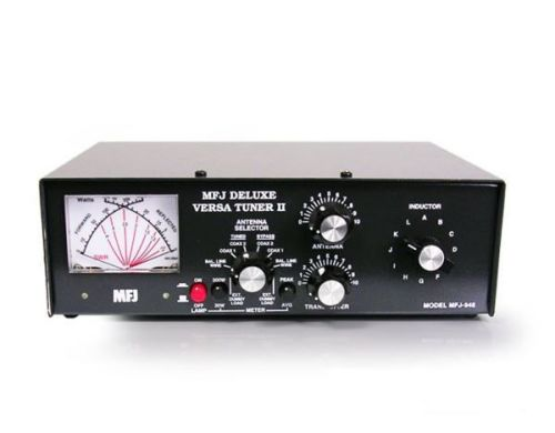 MFJ-948 - 1.8-30MHz 300W Tuner Without Dummy Load