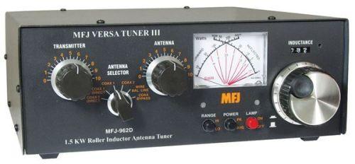 MFJ-962D - 1.5KW HF Roller Inductor Tuner