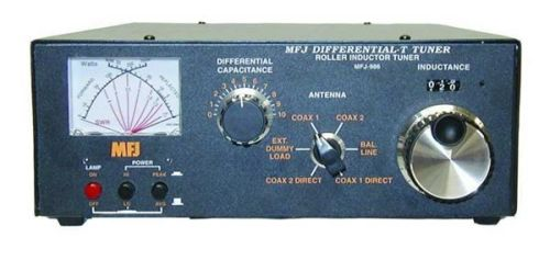 MFJ-986 - 3KW Differential-T HF Roller Tuner
