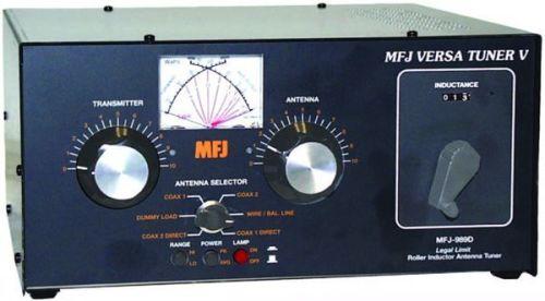 MFJ-989D - Legal Limit HF Tuner - 1.8-30MHz