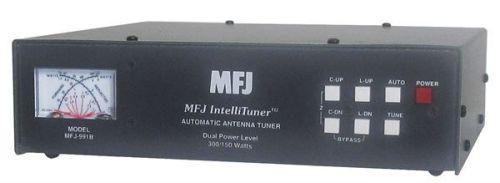MFJ-991B - 300/150W Dual Power HF AutoTuner