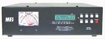 MFJ-998 - 1500 W 1.8-30 MHz legal Limit intellituner