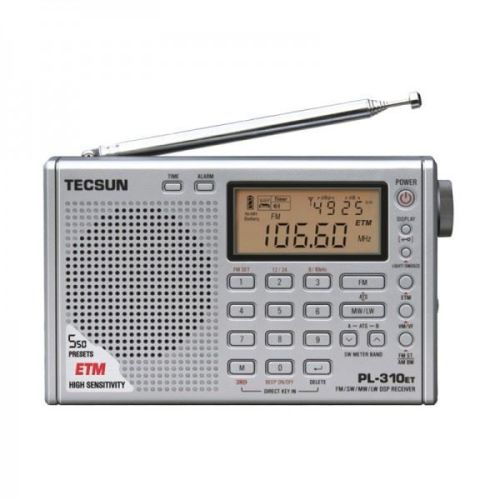 TECSUN PL-310ET WORLD TRAVELLER RADIO