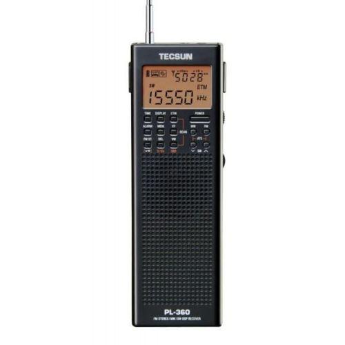 TECSUN PL-360 FM/MW RADIO
