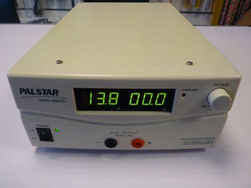 PALSTAR SPS-9600 60AMP POWER SUPPLY