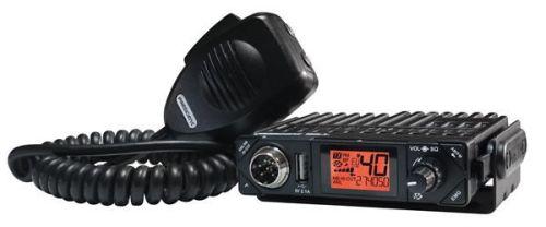PRESIDENT BILL ASC COMPACT CB RADIO TRANSCEIVER